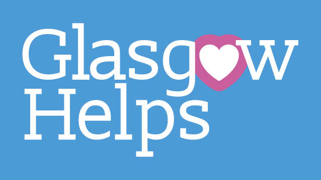 Glasgow Helps logo