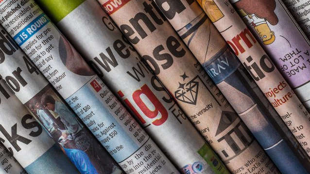 Newspaper and Magazine eResources