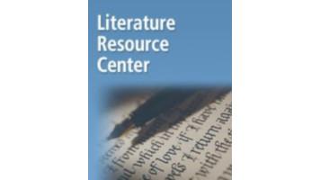 Gale Literature Resource Center logo