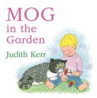 Mog in the garden, illustrated by J. Kerr