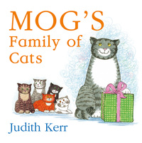 Mog's family of cats, illustrated by J. Kerr