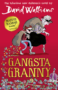 Gangsta granny, illustrated by T. Ross