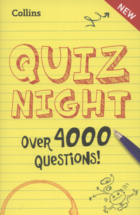 Quiz night, [author, Chris Bradshaw]
