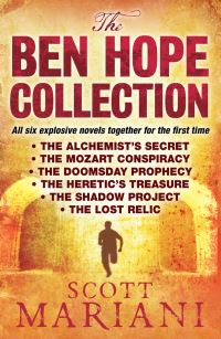 The Ben Hope collection, [electronic resource], Scott Mariani