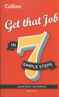 Get that job in 7 simple steps, Peter Storr