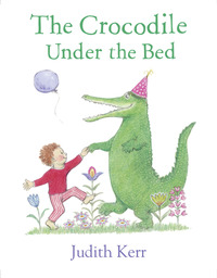 The crocodile under the bed, illustrated by J. Kerr