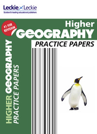 CfE higher geography practice, Kenneth Taylor