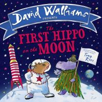 The first hippo on the moon, illustrated by T. Ross