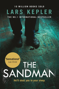 The sandman, Lars Kepler, translated by Neil Smith