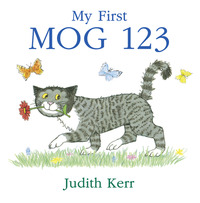 My first Mog 123, Illustrated by Judith Kerr