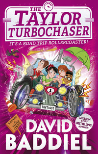 The Taylor turbochaser, [electronic resource], David Baddiel