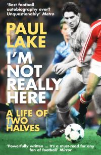 I'm not really here, Paul Lake