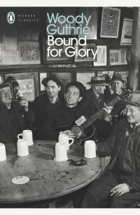 Bound for glory, Woody Guthrie, illustrated with sketches by the author
