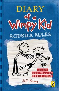 Rodrick rules, illustrated by J. Kinney