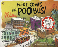 Here comes the poo bus, illustrated by N. Davies-Brock