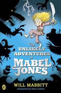 The unlikely adventures of Mabel Jones, illustrated by R. Collins