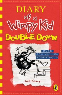 Double down, Illustrated by Jeff Kinney