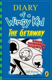 The getaway, Illustrated by Jeff Kinney