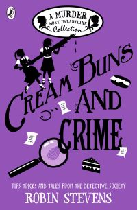 Cream buns and crime, [electronic resource], Robin Stevens