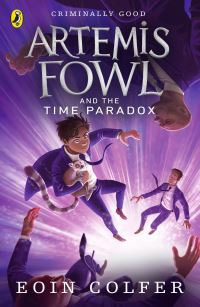 Artemis Fowl and the time paradox, [electronic resource], Eoin Colfer