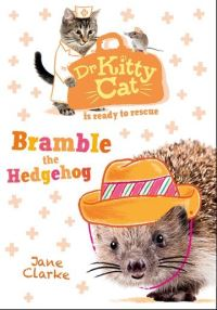 Bramble the hedgehog