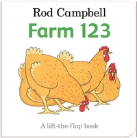 Farm 123, illustrated by R. Campbell