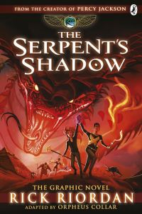 The serpent's shadow, the graphic novel, adapted by Orpheus Collar