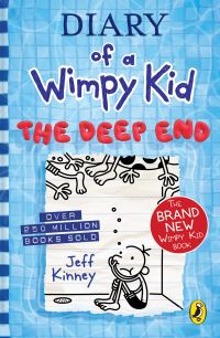 The deep end, Illustrated by Jeff Kinney