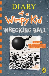 Wrecking ball, Illustrated by Jeff Kinney