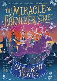 The miracle on Ebenezer Street, Illustrated by Pedro Riquelme