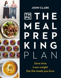 The Meal Prep King cookbook, prep yourself back to health