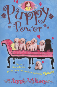 Puppy power, illustrated by M. Munro