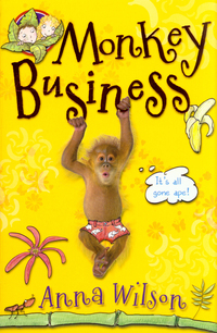 Monkey business, illustrated by M. Munro