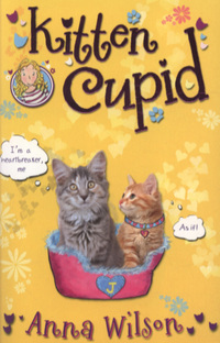 Kitten cupid, illustrated by M. Munro