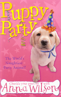 Puppy party, illustrated by M. Munro