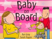 Baby on board, illustrated by S. Naylor