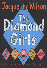 The Diamond girls, illustrated by N. Sharratt