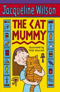 The cat mummy, illustrated by N. Sharratt