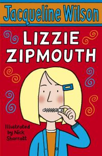 Lizzie Zipmouth, illustrated by N. Sharratt