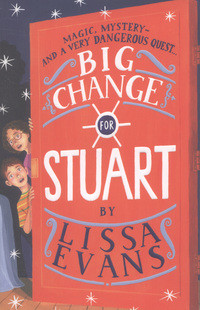 Big change for Stuart, illustrated by T. Doran
