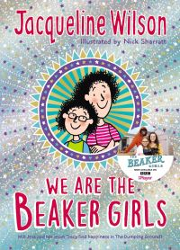 We are the Beaker girls, Illustrated by Nick Sharratt