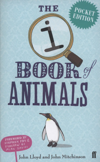 The pocket book of animals, John Mitchinson, John Lloyd, designed and illustrated by Ted Dewan