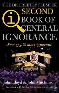 The discreetly plumper second book of general ignorance : a Quite interesting book / John Lloyd and John Mitchinson