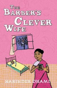 The barber's clever wife, Illustrated by Katja Bandlow