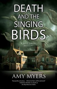 Death and the singing birds, Amy Myers