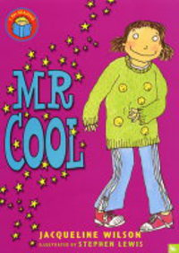 Mr Cool, illustrated by S. Lewis