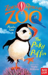 The picky puffin, Illustrated by Sophy Williams