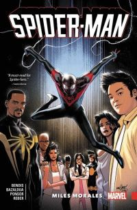 Miles Morales, Illustrated by Oscar Bazaldua