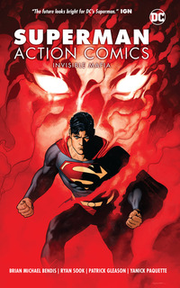 Superman: Action Comics Volume 1, Invisible Mafia, Brian Michael Bendis