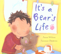 It's a bear's life, illustrated by S. Diederen